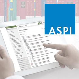 ASPI knihovna