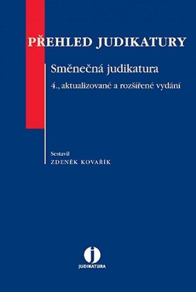 Přehled judikatury. Směnečná judikatura
