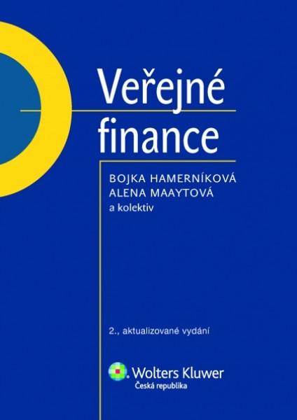 Veřejné finance, 2., aktualizované vydání