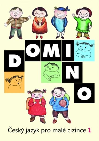 Domino Český jazyk pro malé cizince 1 - učebnice