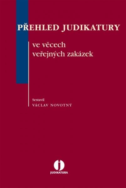 Přehled judikatury ve věcech veřejných zakázek
