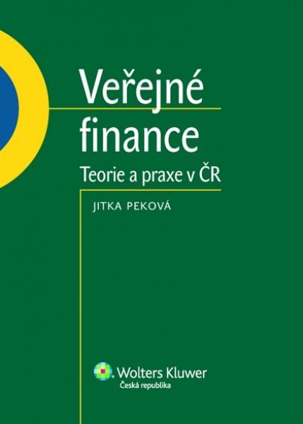 Veřejné finance - teorie a praxe v ČR