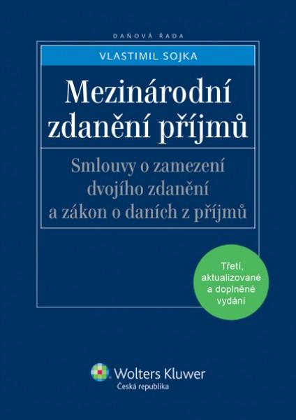 Mezinárodní zdanění příjmů, 3., aktualizované a doplněné vydání