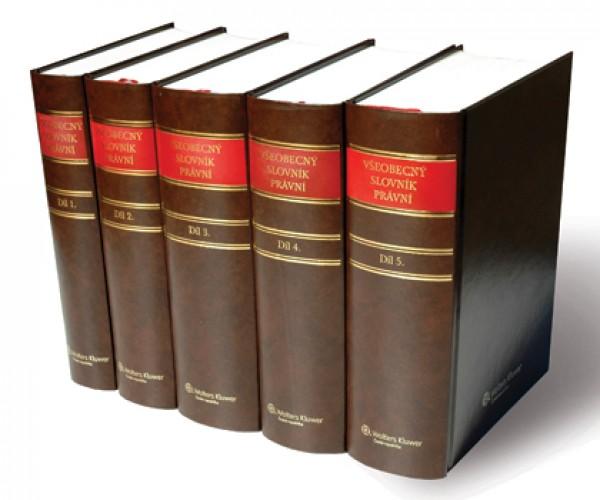 Všeobecný slovník právní