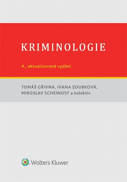 Kriminologie - 4., aktualizované vydání