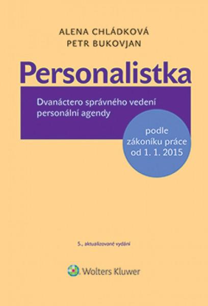 Personalistka, 5. vydání