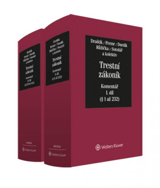 Trestní zákoník (č. 40/2009 Sb.) - Komentář