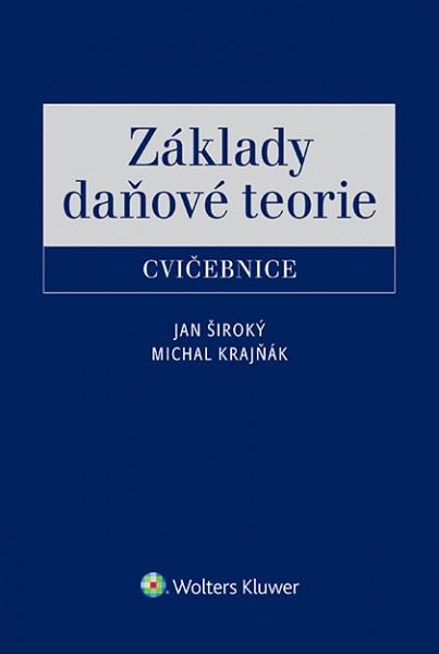 Základy daňové teorie - cvičebnice