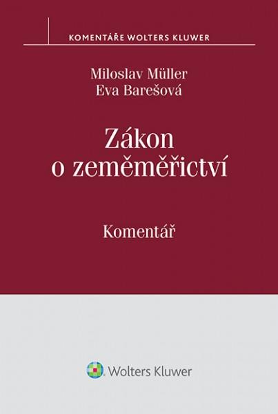 Zákon o zeměměřictví (č. 200/1994 Sb.) – komentář