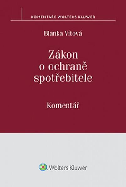 Zákon o ochraně spotřebitele (č. 634/1992 Sb.). Komentář