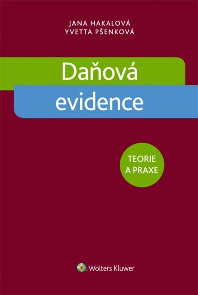 Daňová evidence. Teorie a praxe.