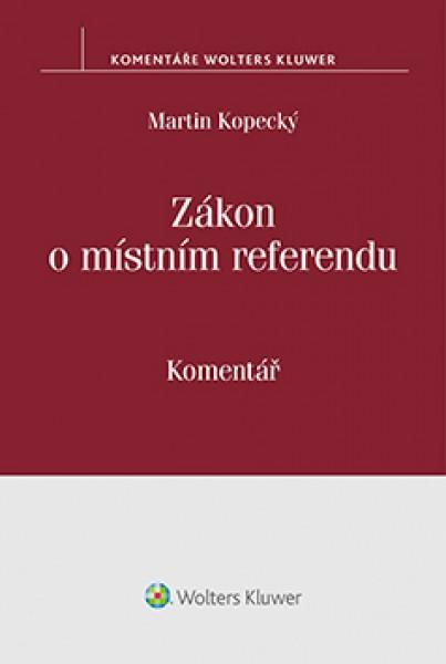 Zákon o místním referendu (č. 22/2004 Sb.) - komentář