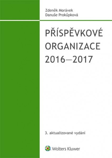 Příspěvkové organizace 2016-2017