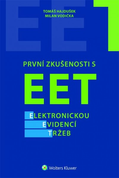 První zkušenosti s EET - elektronickou evidencí tržeb