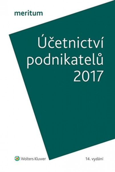 meritum Účetnictví podnikatelů 2017