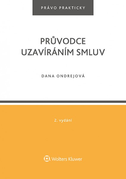 Průvodce uzavíráním smluv, 2. vydání