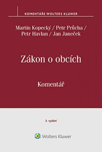 Zákon o obcích (128/2000 Sb.). Komentář. 3. vydání