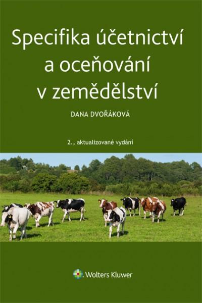 Specifika účetnictví a oceňování v zemědělství