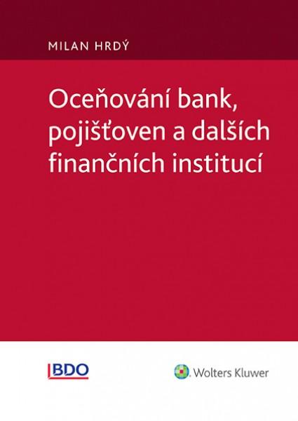 Oceňování bank, pojišťoven a dalších finančních institucí