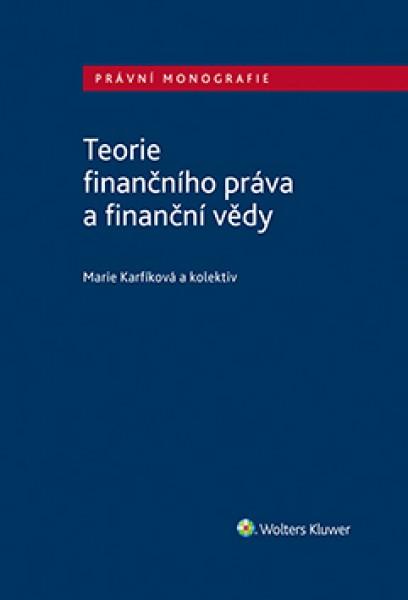 Teorie finančního práva a finanční vědy