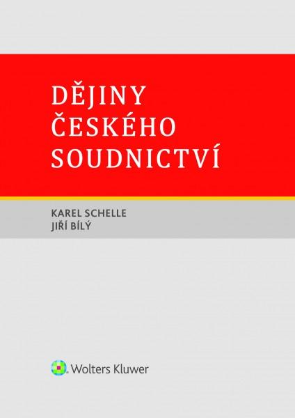 Dějiny českého soudnictví
