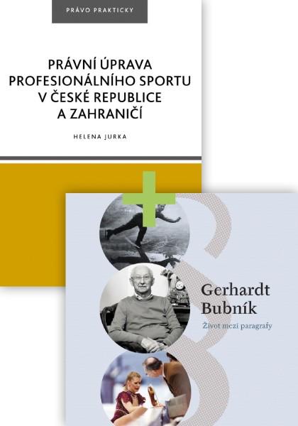 Komplet - Profesionální sport a právo