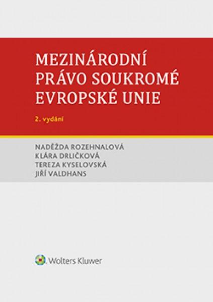Mezinárodní právo soukromé Evropské unie, 2. vydání