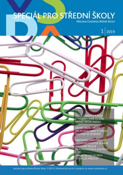 Speciál pro střední školy + časopis Řízení školy