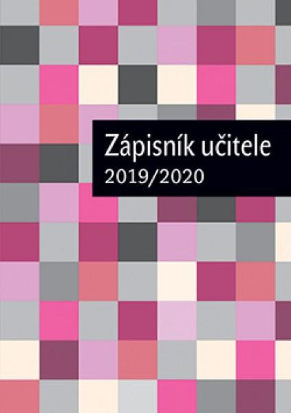 Zápisník učitele 2019/20 - Formát A5
