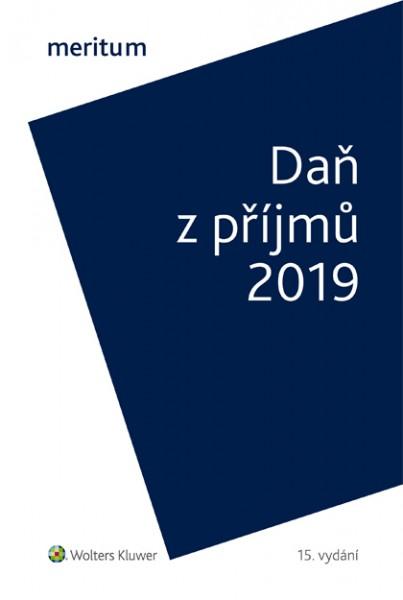 meritum Daň z příjmů 2019