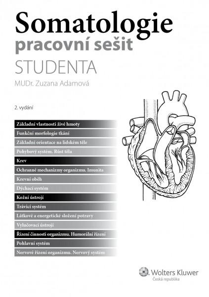 Somatologie - pracovní sešit studenta, 2. vydání