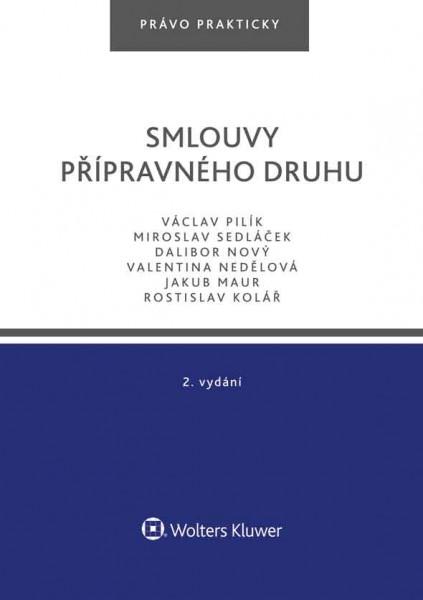 Smlouvy přípravného druhu – 2. vydání