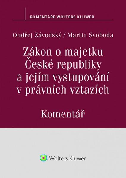 Zákon o majetku České republiky a jejím vystupování v právních vztazích (219/2000 Sb.). Komentář