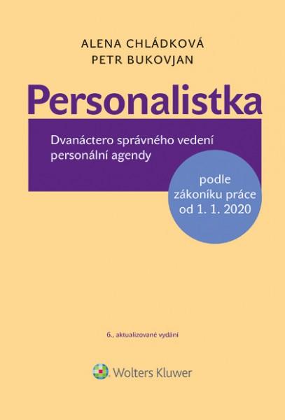 Personalistka, 6. vydání