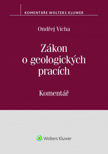 Zákon o geologických pracích (č. 62/1988 Sb.) - komentář