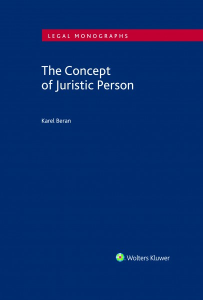 The Concept of Juristic Person