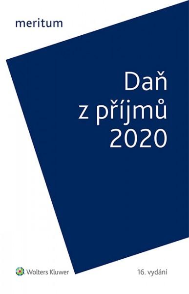 Meritum Daň z příjmů 2020