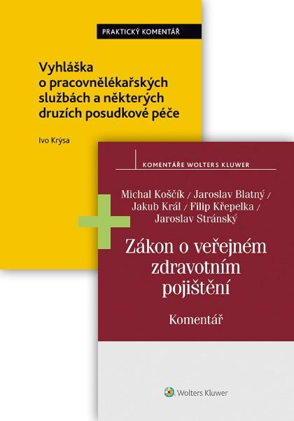 Komplet - Předpisy pro zdravotnictví I