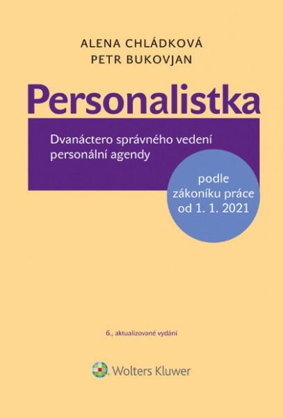 Personalistka - 6. vydání