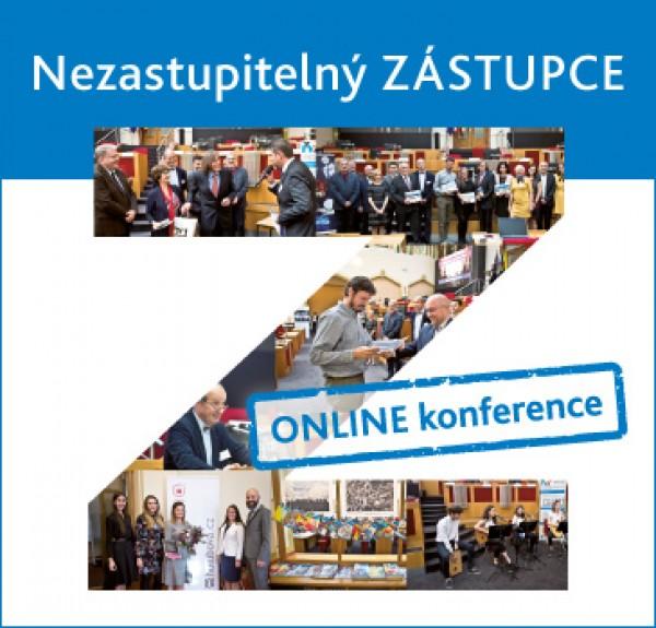 Nezastupitelný zástupce - ONLINE konference