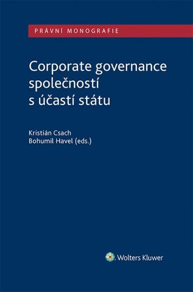 Corporate governance společností s účastí státu