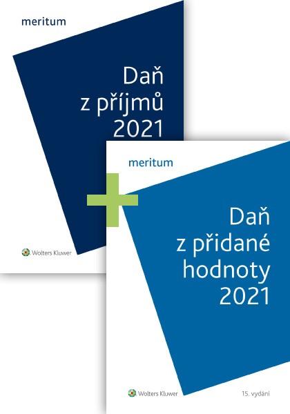 Komplet - Daně 2021
