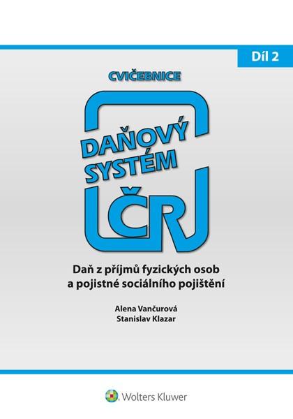 Cvičebnice. Daňový systém 2021. 2. díl
