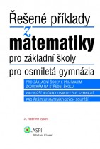 Řešené příklady z matematiky pro základní školy a osmiletá gymnázia - 2., rozšířené vydání
