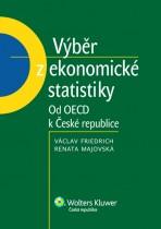 Výběr z ekonomické statistiky: Od OECD k České republice