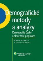 Demografické metody a analýzy: Demografie české a slovenské populace