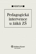 MERITUM Pedagogická intervence u žáků ZŠ