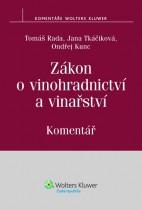 Zákon o vinohradnictví a vinařství. Komentář