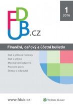 Finanční, daňový a účetní bulletin