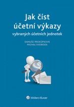 Jak číst účetní výkazy vybraných účetních jednotek